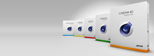 Cinema 4D R14 now available