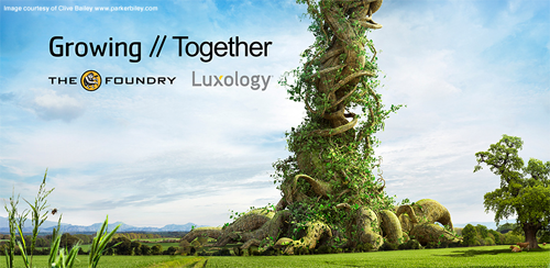 The Foundry and Luxology Merge